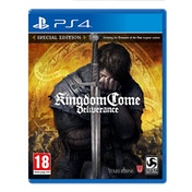 Kingdom Come Deliverance Special Edition PS4 Game