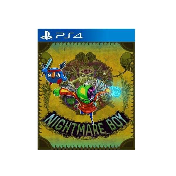 Nightmare Boy Standard Edition PS4 Game