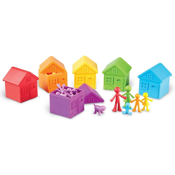 Learning Resources Sorting Neighbourhood Activity Set