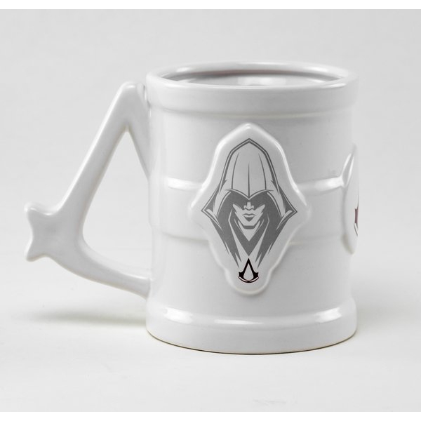 Assassins Creed Tankard 3D Mug