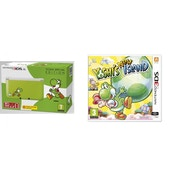 Yoshi 3DS XL Console Limited Edition with Yoshis New Island