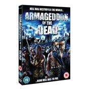 Armageddon of the Dead DVD