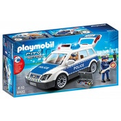 Playmobil City Action Police Squad Car with Lights and Sound