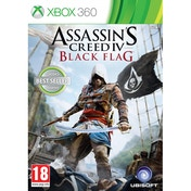 Assassin's Creed IV 4 Black Flag Xbox 360 Game (Classics)