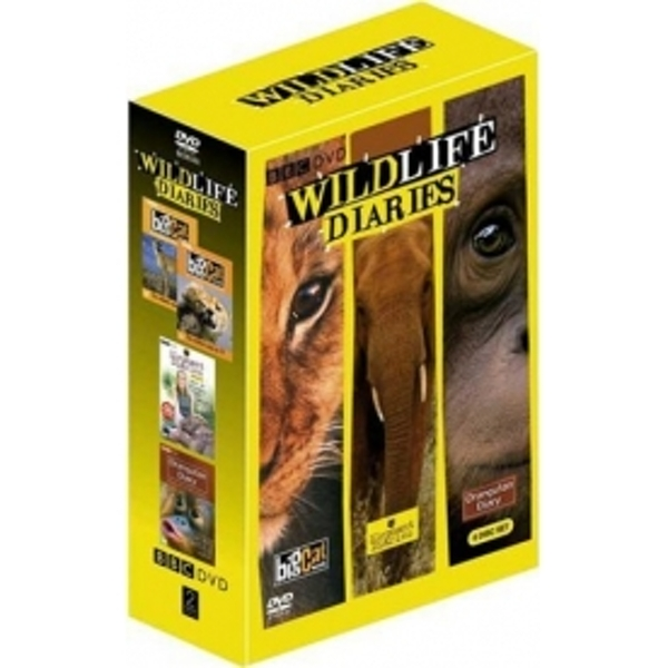 Wildlife Diaries Box Set DVD