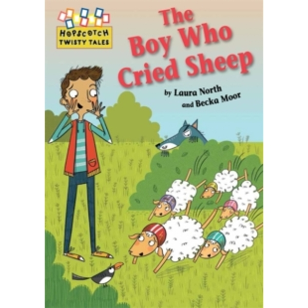 The Boy Who Cried  Sheep! by Laura North (Paperback, 2016)