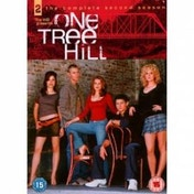 One Tree Hill Second Series 2 DVD Rental DVD