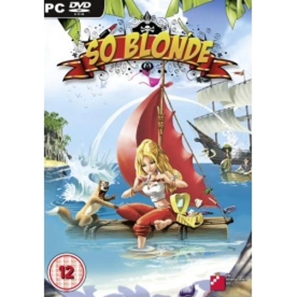 So Blonde Game PC