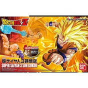 Super Saiyan 3 Son Gokou (Dragon Ball Z) Bandai Model Kit
