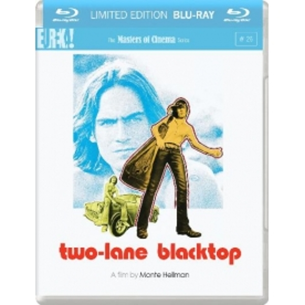 Two-Lane Blacktop [Limited Edition] Blu-ray