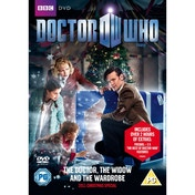 Doctor Who The Doctor, the Widow and the Wardrobe 2011 Christmas Special DVD