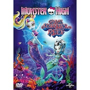 Monster High: Great Scarrier Reef DVD
