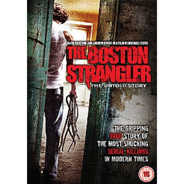 Boston Strangler DVD