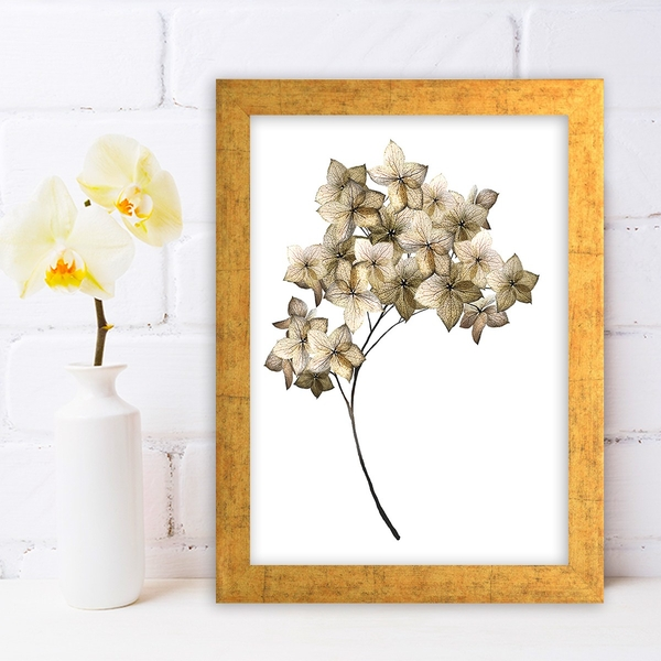 AC632104301 Multicolor Decorative Framed MDF Painting