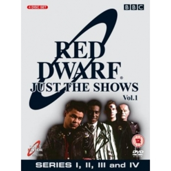 Red Dwarf: Just The Shows (Vol. 1) (Series 1-4) DVD