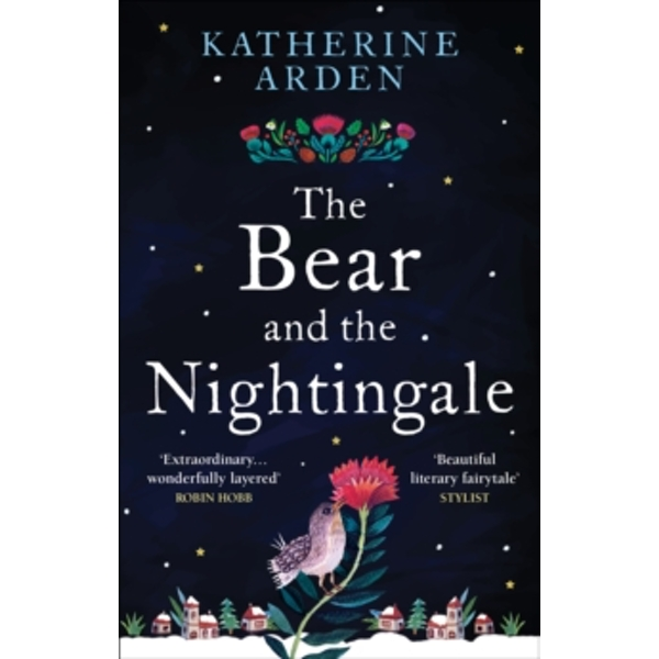 The Bear and The Nightingale by Katherine Arden (Paperback, 2017)