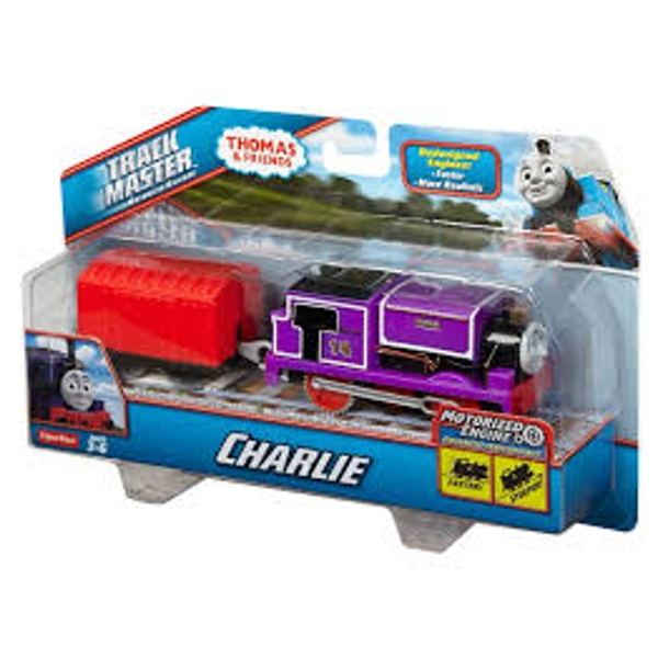 Trackmaster - Thomas & Friends Motorised Engine (Charlie)