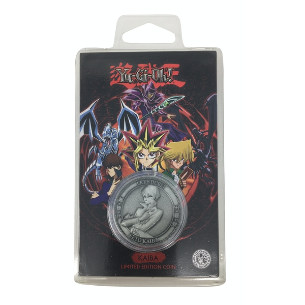 Yu-Gi-Oh! - Limited Edition Coin Kaiba - Image 1
