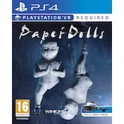 Paper Dolls PS4 Game (PSVR Required)
