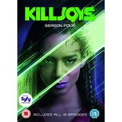Killjoys Season 4 DVD