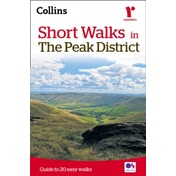 Short walks in the Peak District by Brian Spencer, Collins Maps (Paperback, 2014)
