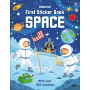 First Sticker Book Space by Simon Tudhope, Sam Smith (Paperback, 2015)