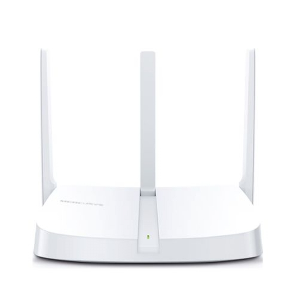 Mercusys MW305R wireless router Single-band (2.4 GHz) Fast Ethernet White UK Plug
