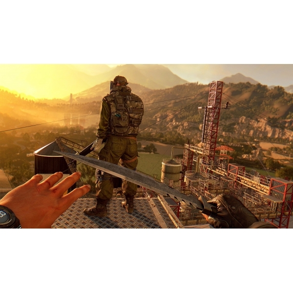 Dying Light The Following Enhanced Edition PS4 Game - Image 3