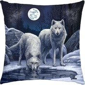 Warriors Of Winter Cushion