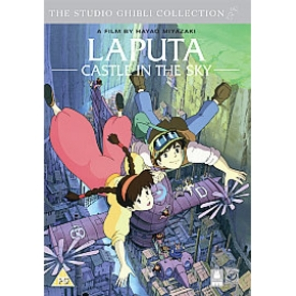 Laputa Castle In The Sky DVD