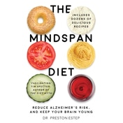 The Mindspan Diet: Reduce Alzheimer's Risk, and Keep Your Brain Young by Preston W. Estep (Paperback, 2017)