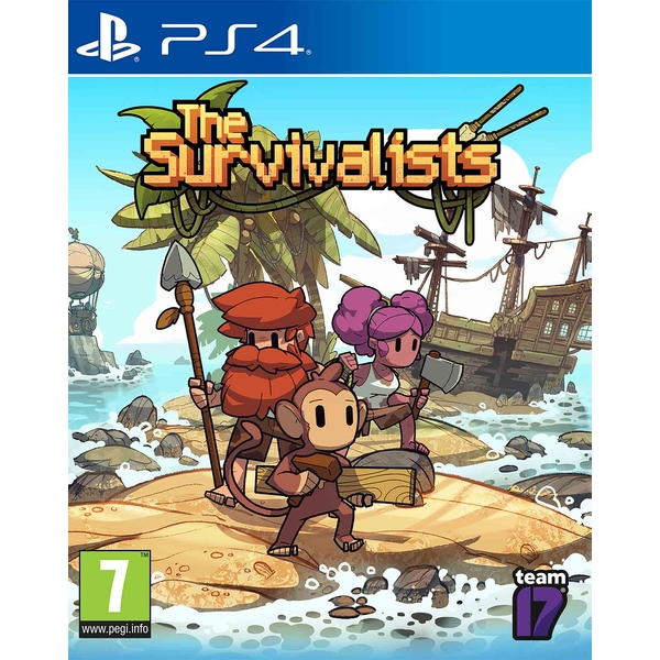 The Survivalists PS4 Game - Image 1