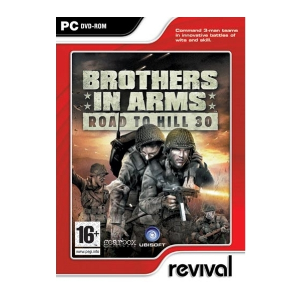 Brothers In Arms Road To Hill 30 Game PC
