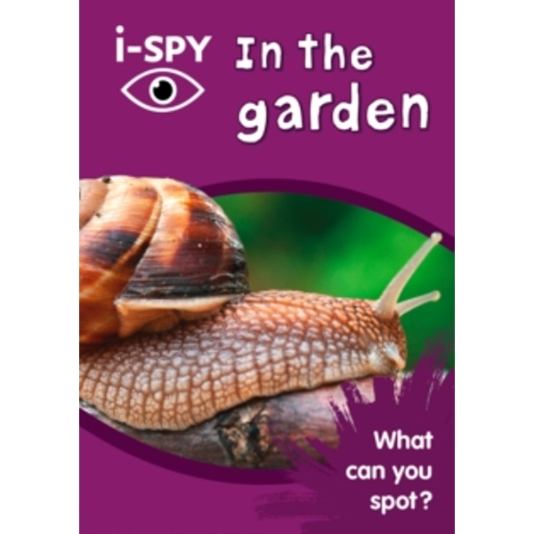 i-SPY in the Garden : What Can You Spot?