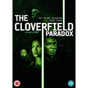 The Cloverfield Paradox DVD