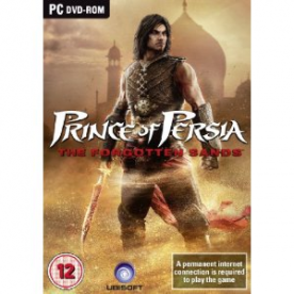 Prince Of Persia The Forgotten Sands Game PC