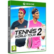 Tennis World Tour 2 Xbox One Game
