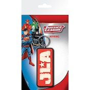 DC Comics Justice League JLA Key Ring
