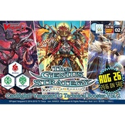 Cardfight!! Vanguard TCG The GENIUS STRATEGY Technical Booster - 12 Packs