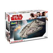 Han Solo Millenium Falcon (Star Wars) 1:72 Revell Level 3 Model Kit