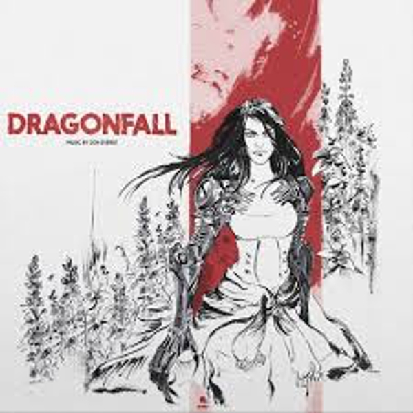 Jon Everist ‎– Dragonfall Clear Vinyl