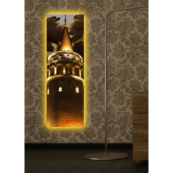 3090DACT-1 Multicolor Decorative Led Lighted Canvas Painting