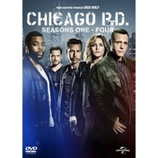 Chicago P.D.: Seasons 1-4 DVD