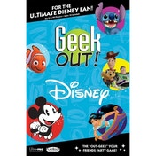 Disney Geek Out! Game