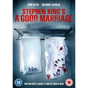 Stephen King's A Good Marriage DVD