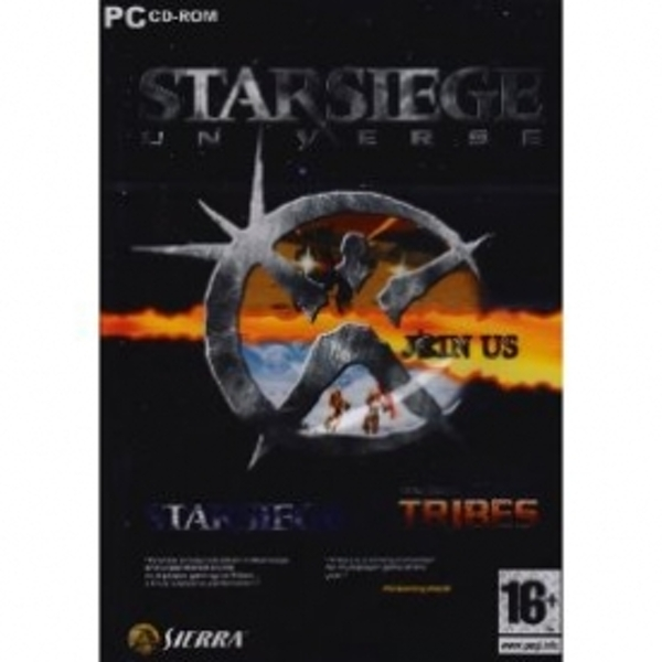 Starsiege Universe Game PC