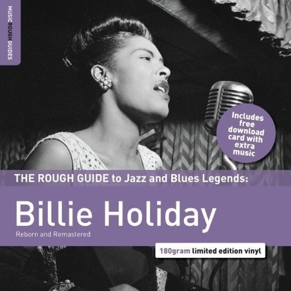 Billie Holiday - The Rough Guide To Vinyl