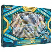 Pokemon TCG Kingdra-EX Box