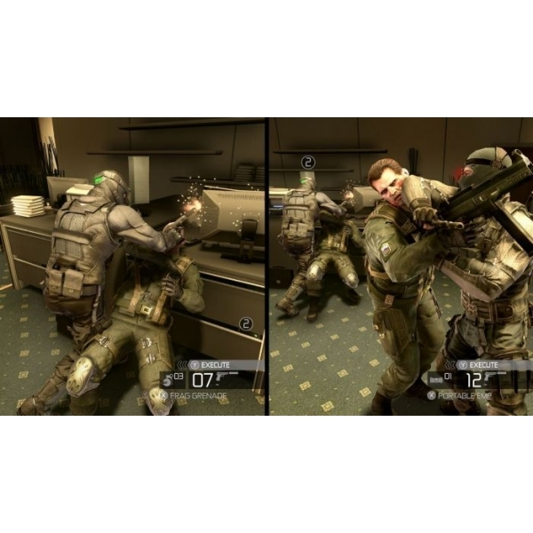Tom Clancys Splinter Cell 5 Conviction Game PC - Image 3
