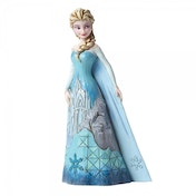 Disney Traditions Fortress of Frost Elsa